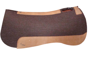 """SALE - 3/4"""" 30"""" x 32"""" Close Contact Reiner MULE Pad with back cutout"""