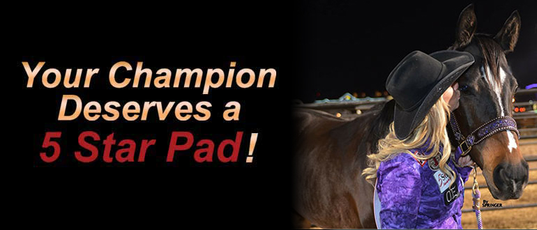 "5 Star Champions - Amberleigh Moore and CP Dark Moon ""Paige"""