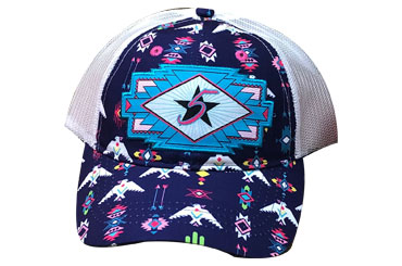 Aztec Burst Thunderbird Cap
