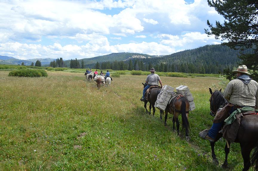 Brad Harter Trail Ride