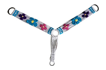 Flower Power Breast Collar