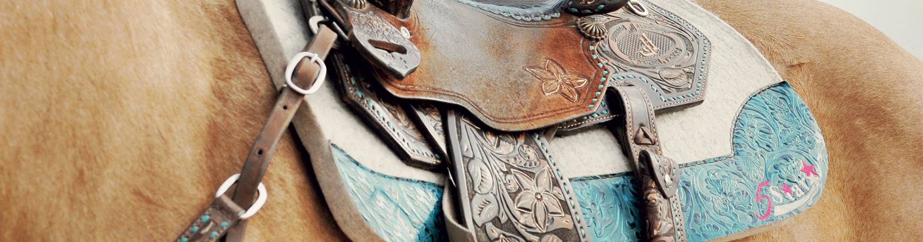 Western 5 Star Saddle Pads | 5 Star Equine, manufacturer of the