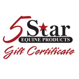 5 Star Gift Certificate