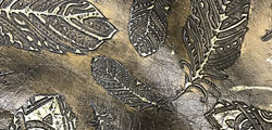 Golden Bronze Feathers