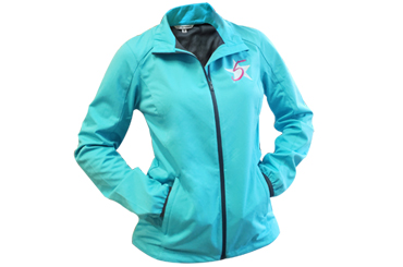 Ladies Active Soft Shell 5 Star Jacket