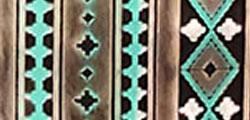 Turquoise Cocoa Navajo