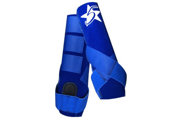 5 Star Patriot Sport Support Boot - Rear