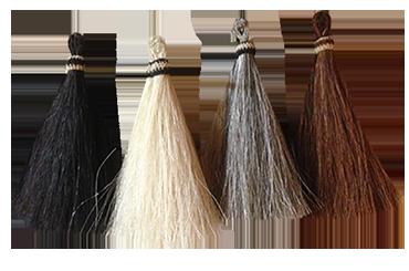"""6"""" Horse Hair Shuflies / Shooflies"""