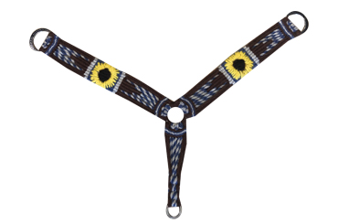 Sunflower Breast Collar C