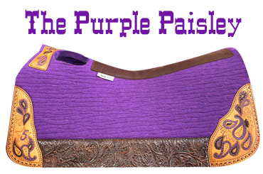 The Purple Paisley