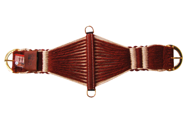 The Roper Cincha - Tied-Woven