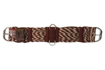 The Cutter Cincha - Tied-Woven