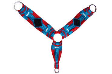 Vaquero Breast Collar Style H