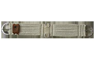 The Cutter Cincha - Woven - Natural