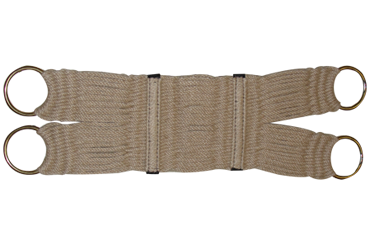 Pack Cinch (Natural) - Woven