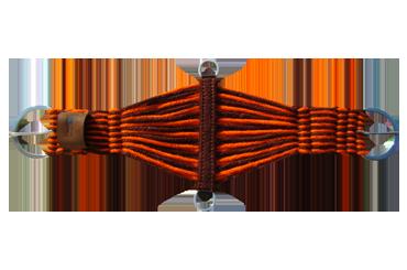 The Roper Cincha - Woven Pinstripe