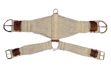 The Y-Cinch - Woven Roper - Natural