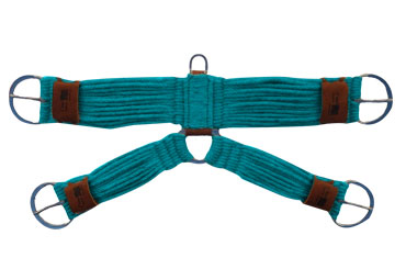 The Y-Cinch - Woven Straight Dyed