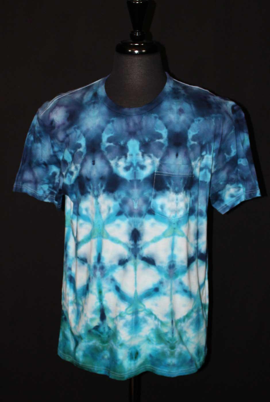 Prods Alien Blue Organic T Shirt Fp