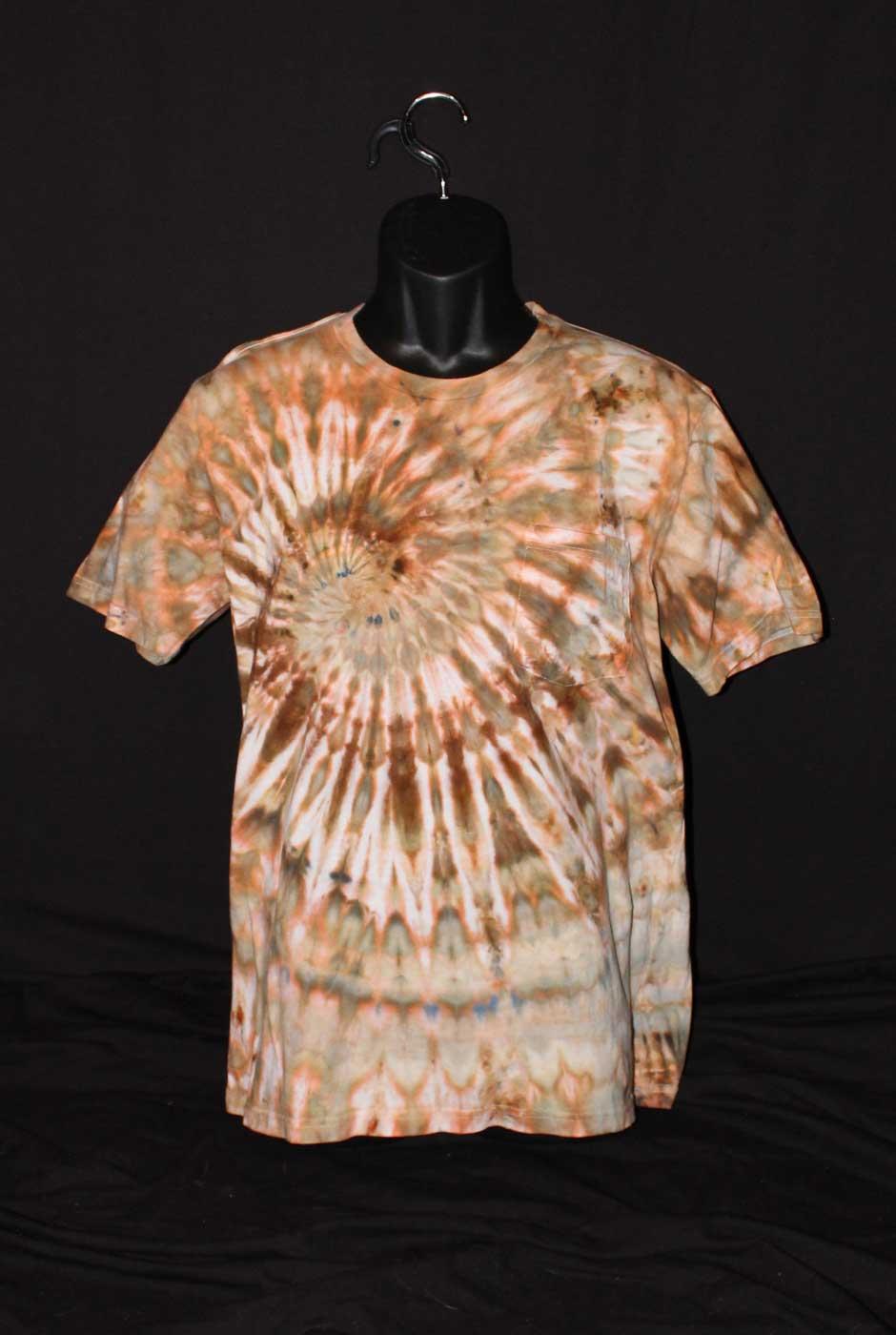 Prods Desert Twist Organic T Shirt Fp
