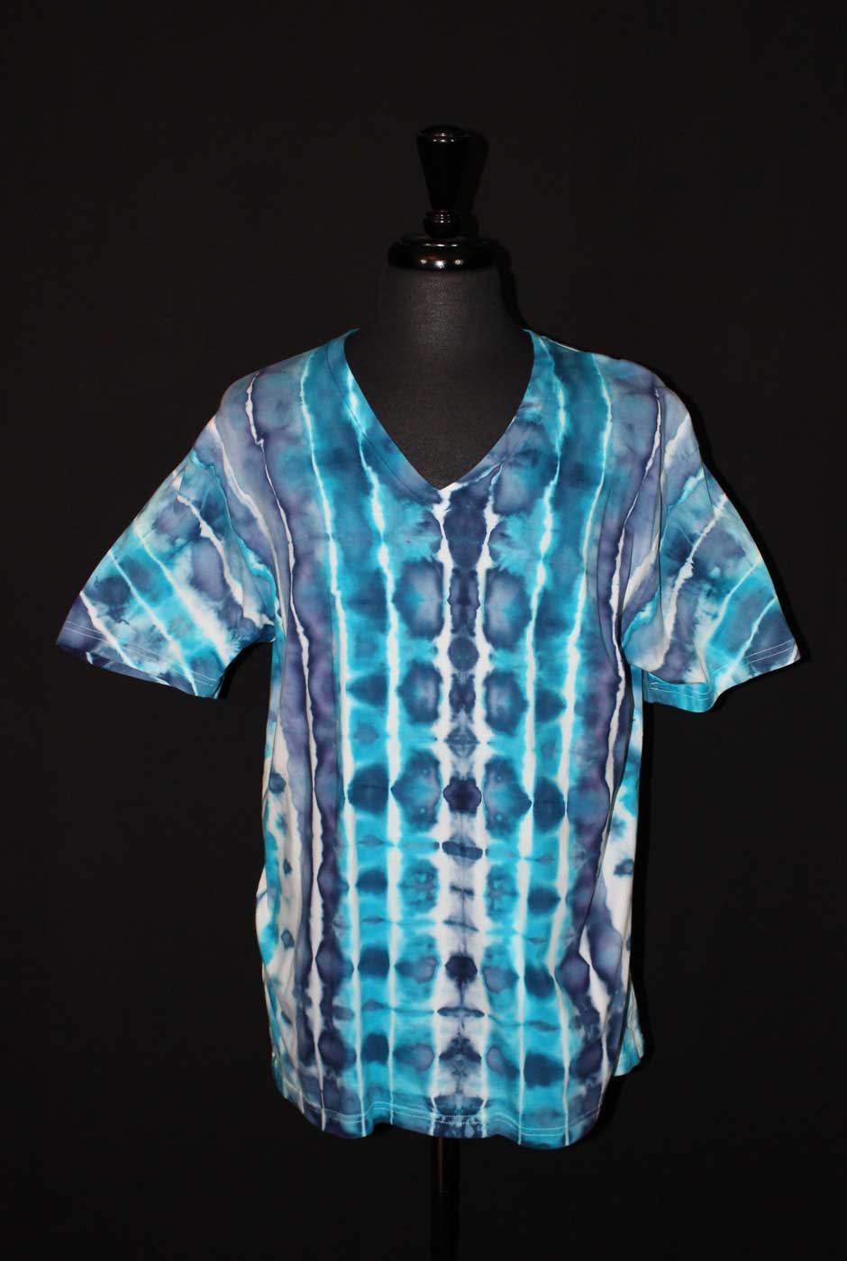 Prods Hues Of Blues Organic T Shirt Fp