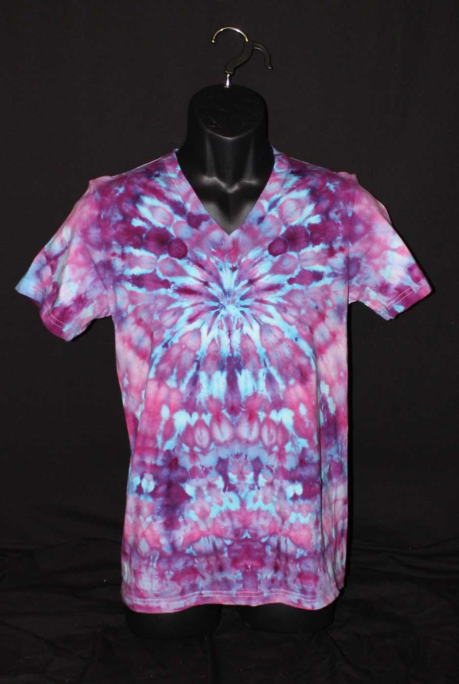 Prods Ice Flower Organic T Shirt Fp