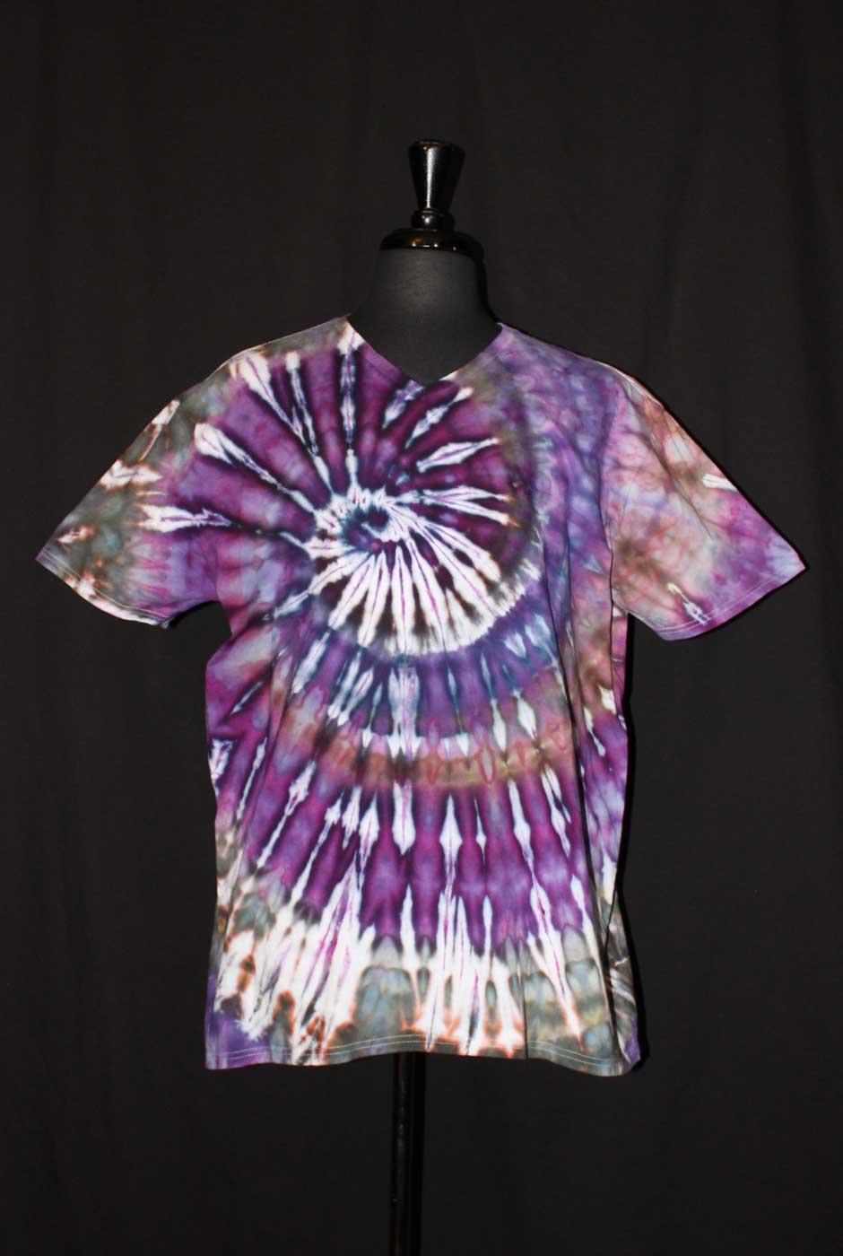 Prods Royal Purple Twist T Shirt Fp