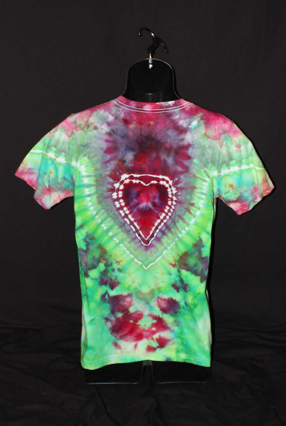 Sweet and Sour Heart Organic T-Shirt