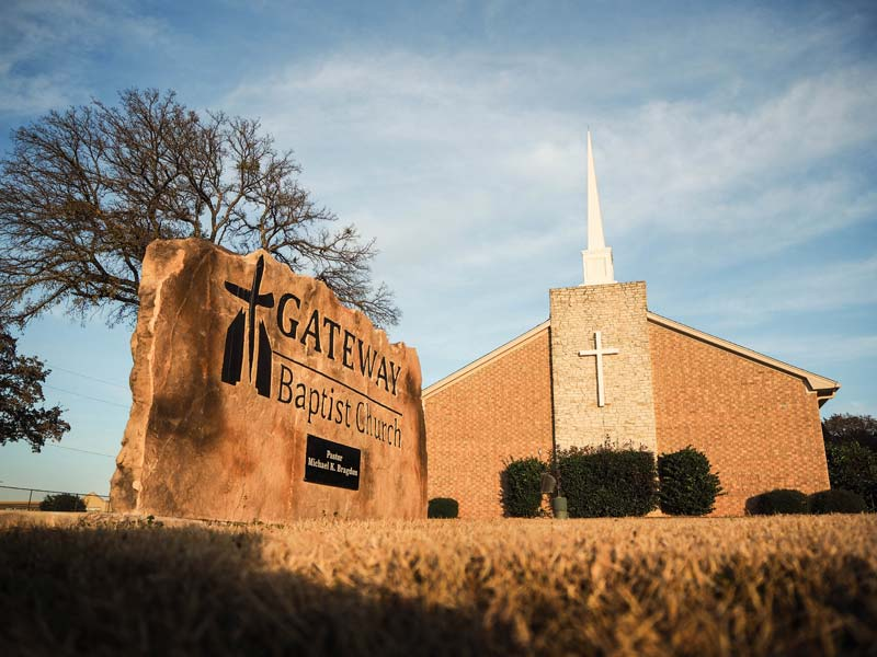 Gateway Baptist Church April 2019