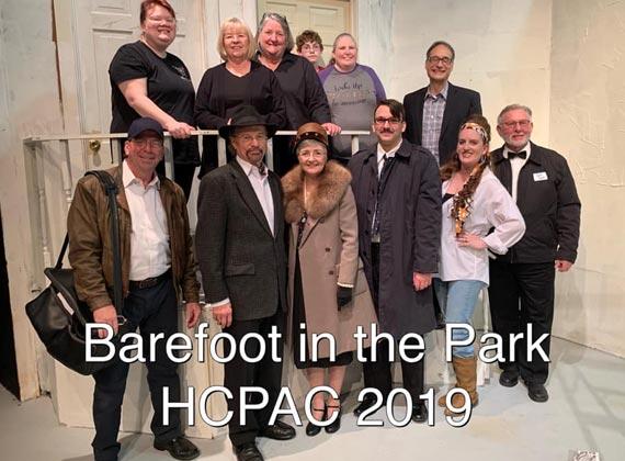 2019 Barefoot