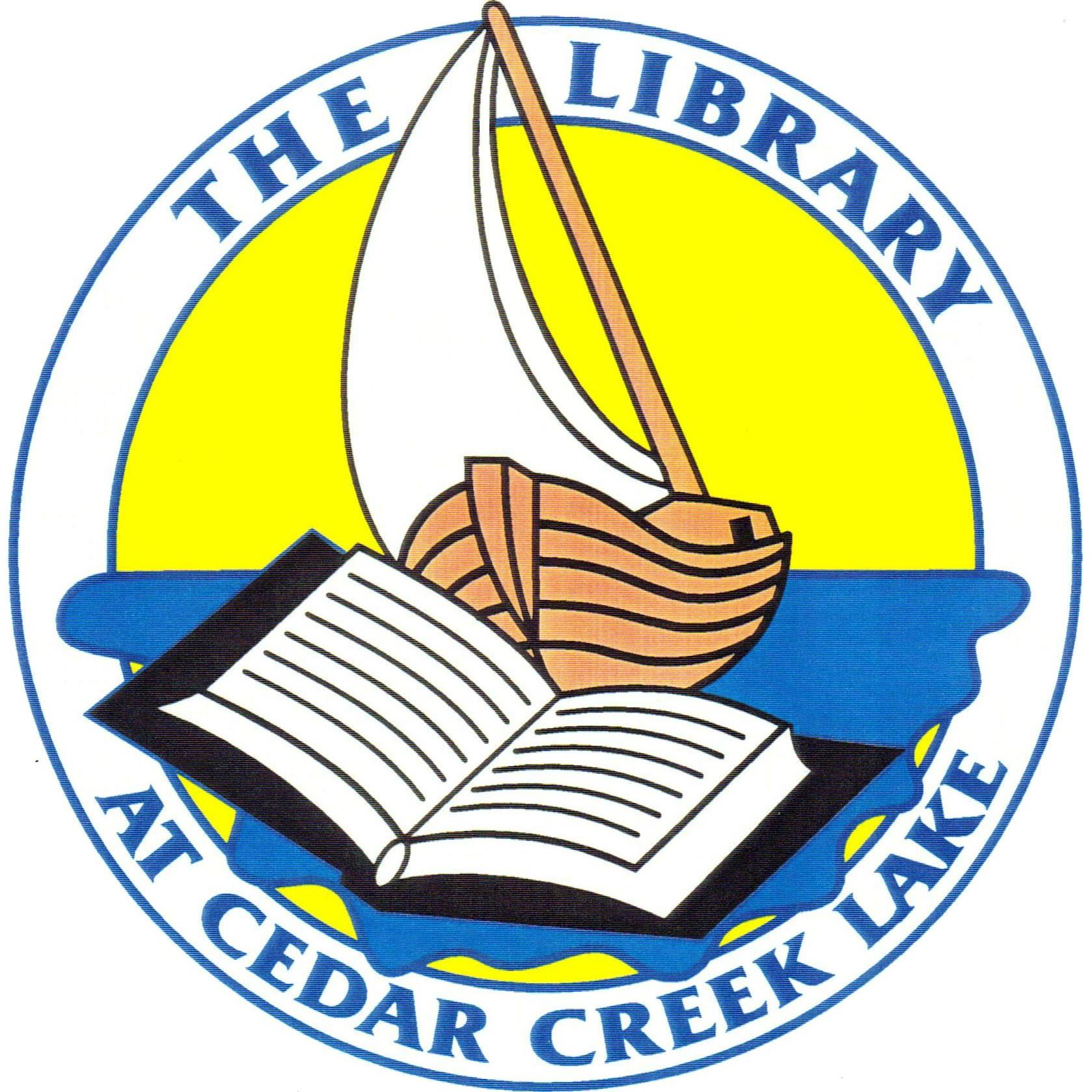 Logo The Library At Cedar Creek Lake
