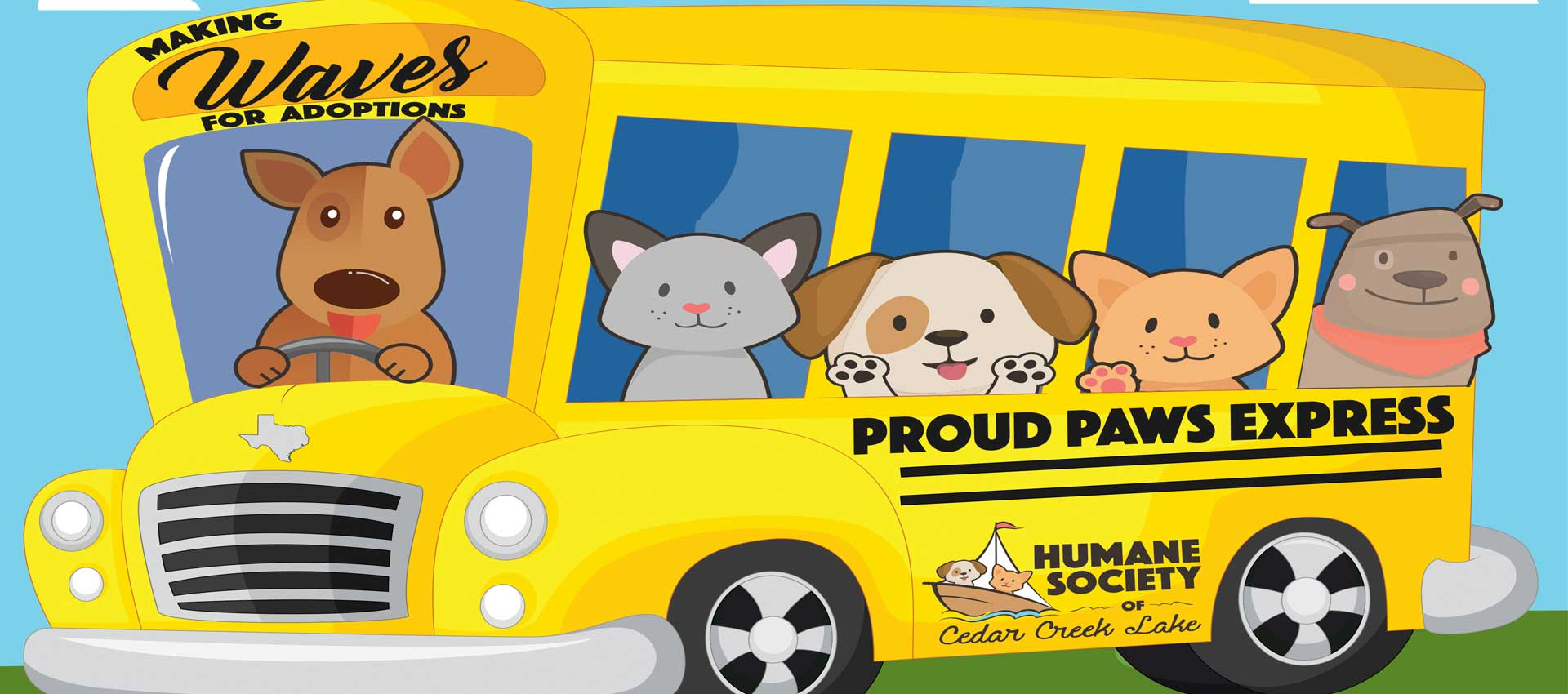 Gallery Proud Paws Express