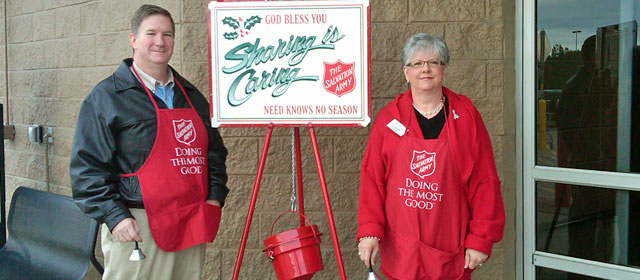 Salvation Army of Henderson County