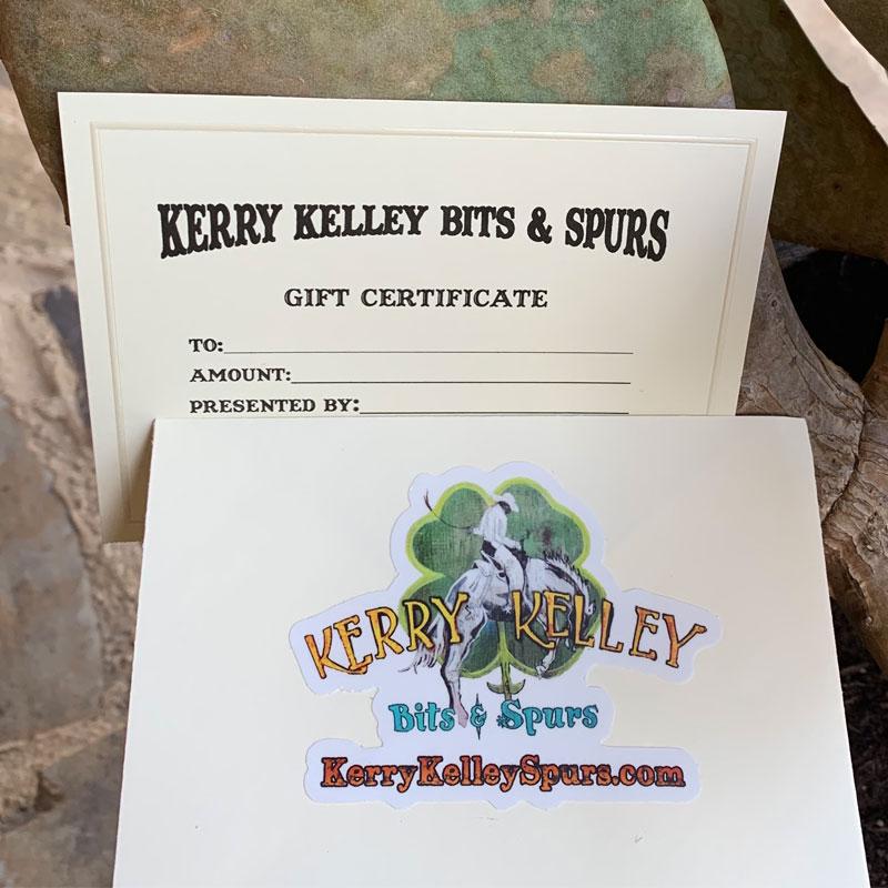 Gift Certificates CHOOSE AMOUNT