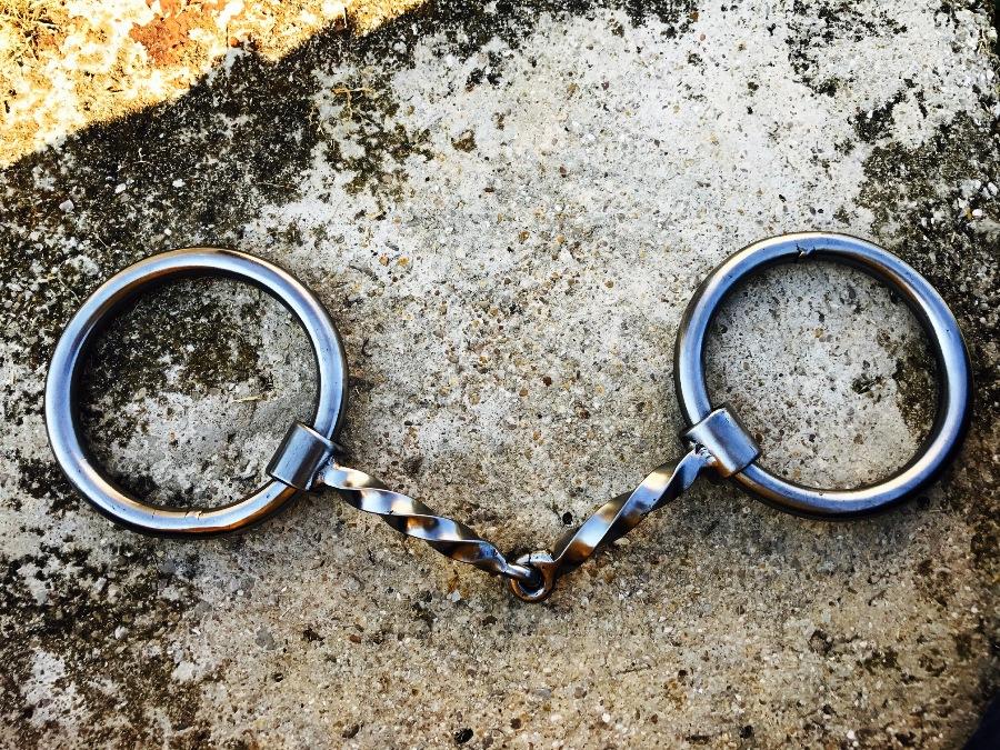 O-Ring SlowTwist Snaffle