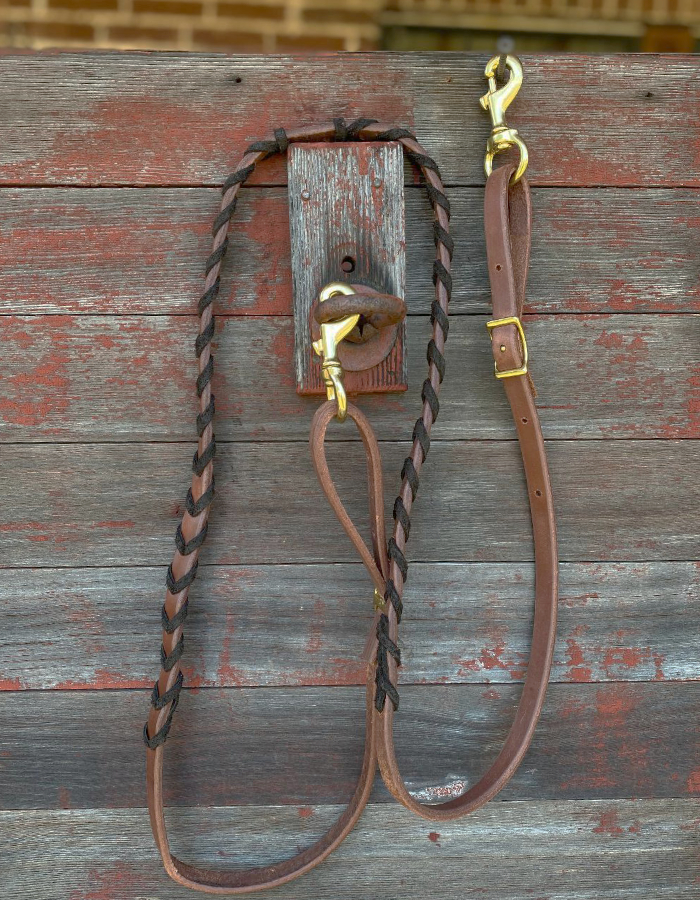 Cheaney Braided Barrel Rein