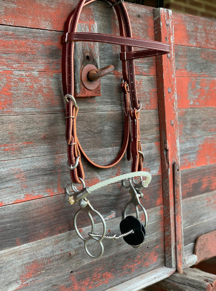 Ticket Combination Twisted Wire Snaffle