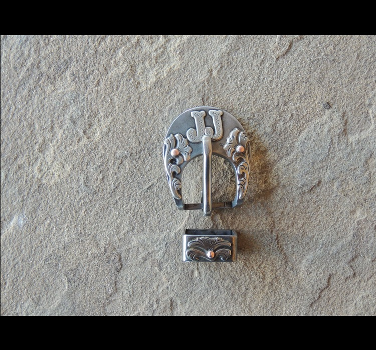 JJ Headstall Buckle