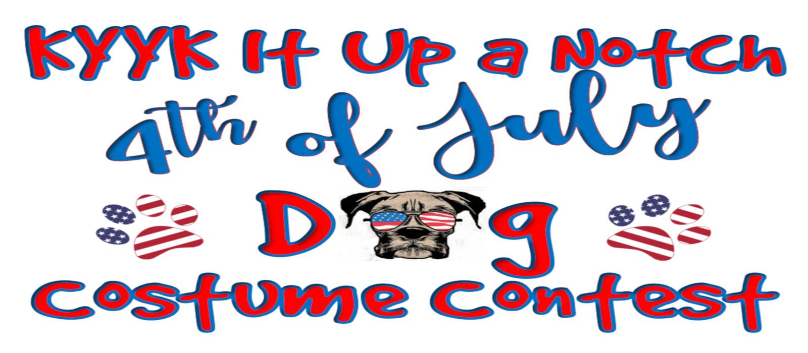 KYYK It Up a Notch Dog Costume Contest!