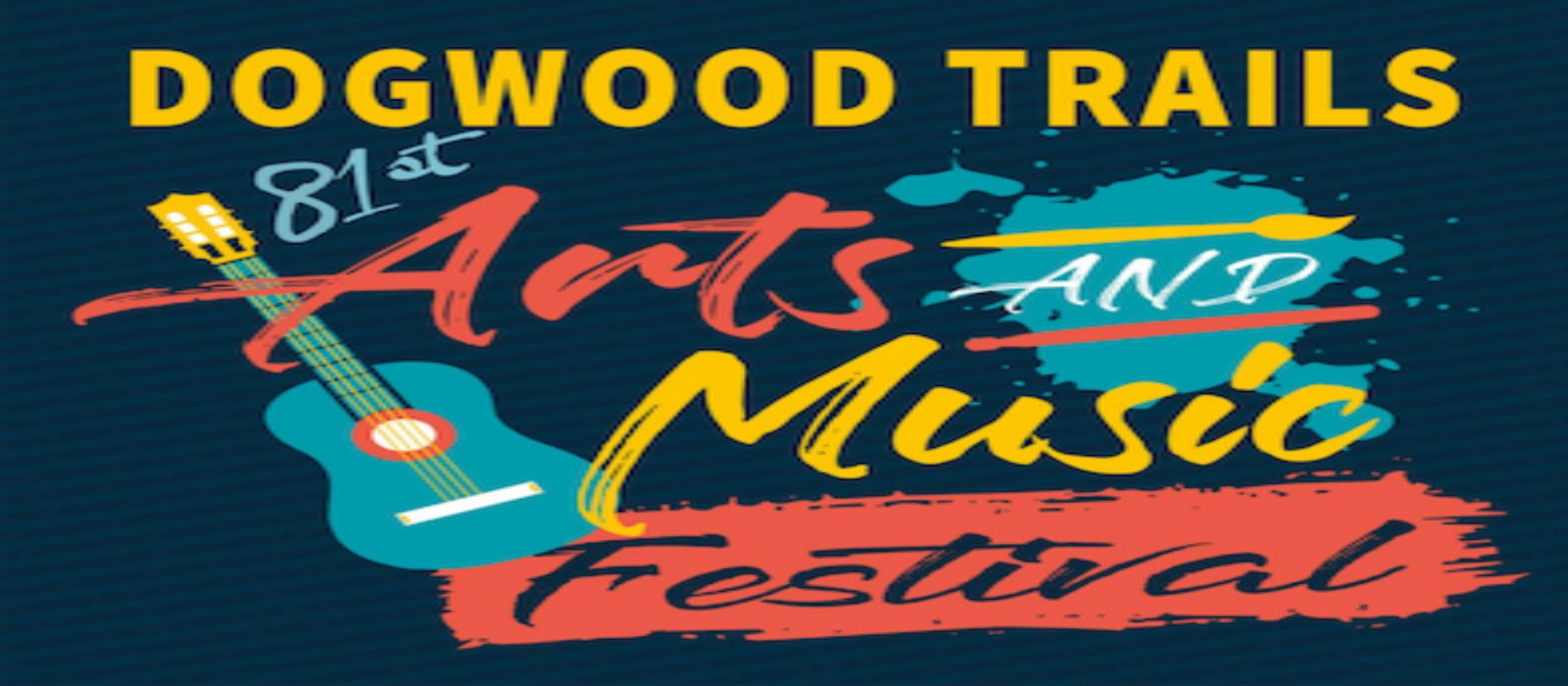 81st Dogwood Trails Arts and Music Festival