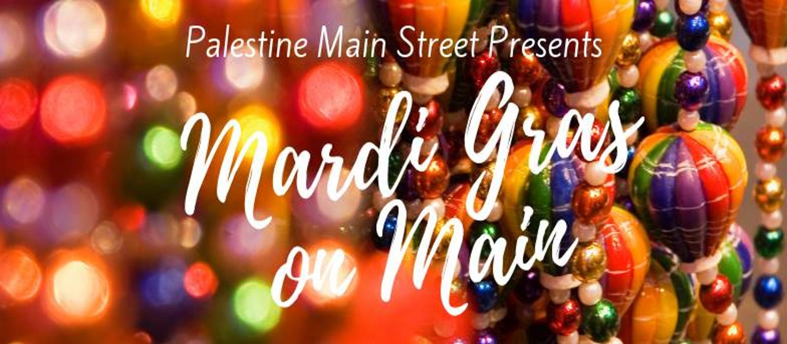 Mardi Gras on Main Street Brings Mardi Gras to You