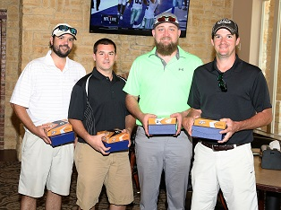 TVCC Foundation golf tournament results