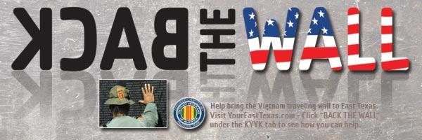 back the wall vva chapter 991 vietnam fundraiser