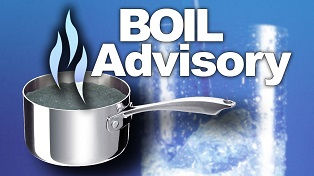 Public notice to boil water