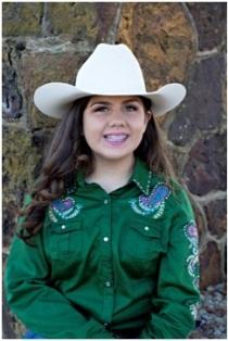 Henderson County Livestock Show - 2013 Princess - Brooke Berry