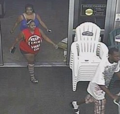 Crime Suspects - Nacogdoches PD - Stolen Credit Card - 2 - 5-16-14