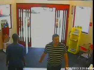 Crime Suspect - TPD - CVS Theft - Male - 11-7-13