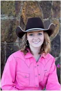 Henderson County Livestock Show - 2013 Queen - Hayley Jackson
