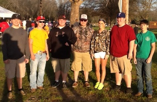 Houston Co. 4H Shooting Team - Henderson Co. Shoot 2013