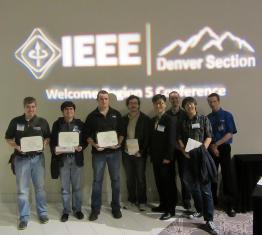 LETU Image - IEEE Regionals 2013 - Team